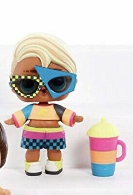 LOL Surprise Boys Series 2 BEACH BOI In Hand Ships Immediately Brand New