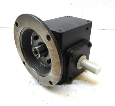 BOSTON GEAR SPEED REDUCER # F726-50-B5-J   FR 56C  RATIO 50:1  1375 IN-LB NEW!