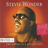 The Definitive Collection Wonder, Stevie Very Good Compilation