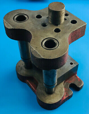 Fly Press Die Holder Tooling Fixing Bolster Punch (38)