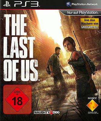 Sony Playstation 3 PS3 Spiel The Last Of Us