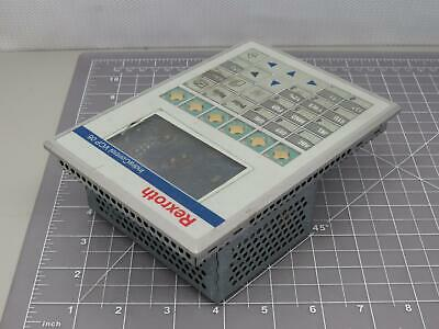 Rexroth VCP05.2DSN-003-PB-NN-PW Indracontrol VCP 05 Operator Interface T153723