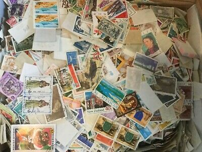 world stamps off paper vintage to modern 200+