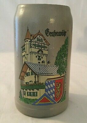 Grafenwohr Water Tower 1 Liter Stein