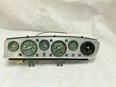 Citroen Gs Rhd Dashboard - Gsx Gsx2 - Instrument Panel