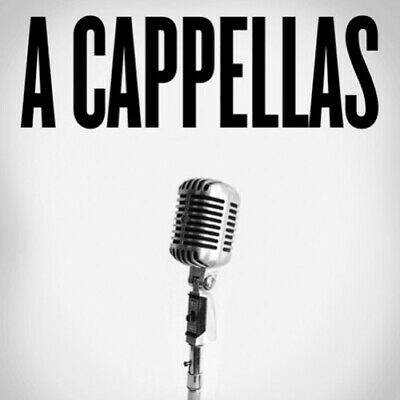 Acapella Collection 2500+ 8GB (Digital Download) DJ's, Producers, Remix ETC