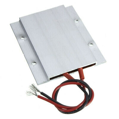 High-temperature PTC Heating Aluminum Element Thermostat Heater Safety