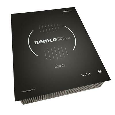 Nemco Drop-In Induction Range / Cooker Integrated Touch Controls - 120V, 1800W