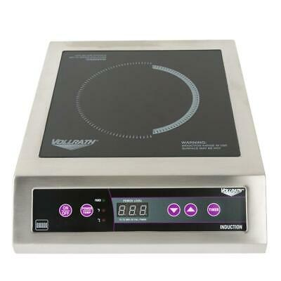 Vollrath Professional Series Countertop Induction Range / Cooker 208/240V, 2600W