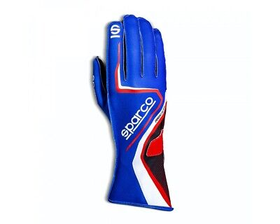 Go Kart Sparco Record Gloves Karting Race Racing