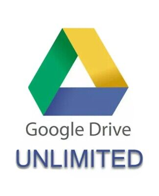 Unlimited Lifetime Google Drive Cloud Storage Shared Drive Team Drive