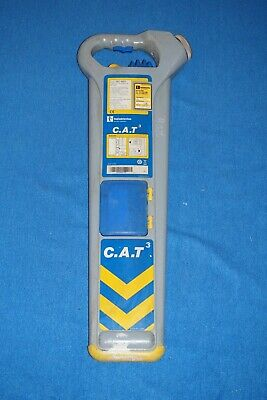 Radiodetection SPX CAT3 Power Radio Genny Scan Avoidance Locator Cable