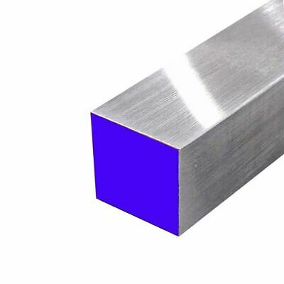 "6061 Aluminum Square Bar, 2"" x 2"" x 12"""