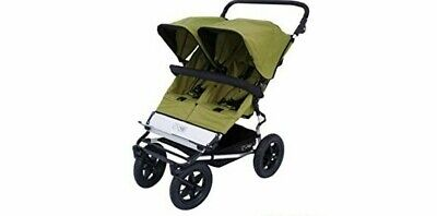 Mountain Buggy Duo Stroller, Moss, Brand New In Box