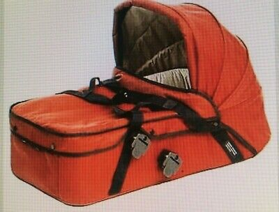 Mountain Buggy Swift Carrycot, Chilli, October 2009, Brand New In Box