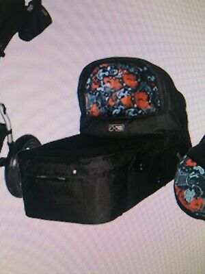 Mountain Buggy Urban Jungle Carrycot, Dusk, 2010, Brand New In Box