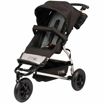 Mountain Buggy Swift Compact Stroller, Flint, Brand New In Box