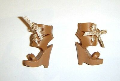 Barbie Size Stylish Shoes/Heels For Model Muse Doll sh189