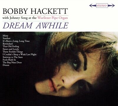 Bobby Hackett - Dream Awhile+The Most Beautiful Horn In The Worl CD Essenti NEW