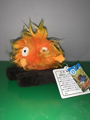 Collectible Ghibli Howl/'s Moving Castle Heen DOG Soft Stuffed Plush Toy 22CM