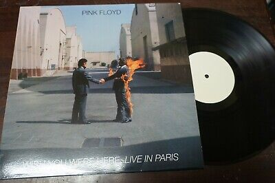 """PINK FLOYD - Wish You Were Here Live In Paris, LP 12"""" USA 2011"""
