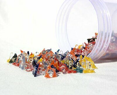 200 Count assorted Glass Jack  Style Pipe Screens(Quality Glass)USA