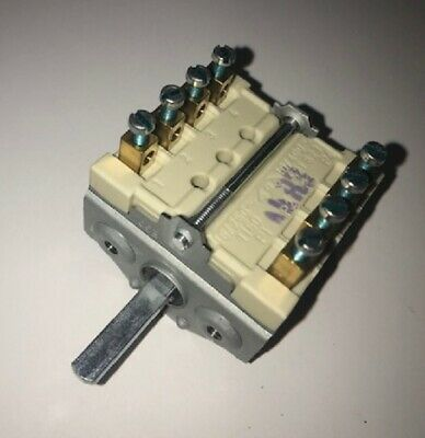 Ego 49.41015.300 Selector Switch 4 Poles 16Amp  - Gs270