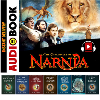 The Chronicles of Narnia (1-7) / AUDIO BOOKS / ⚡ Instant delivery / DOWNLOAD