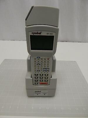 Symbol PDT31000-S0864020, CRD3100-1000 Barcode Scanner w/ Charger T62274
