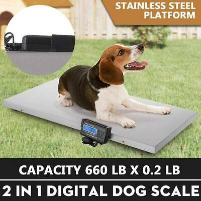 High Accuracy Digital Pet Scale Weight Scale Vegetable Weighing With LCD Display