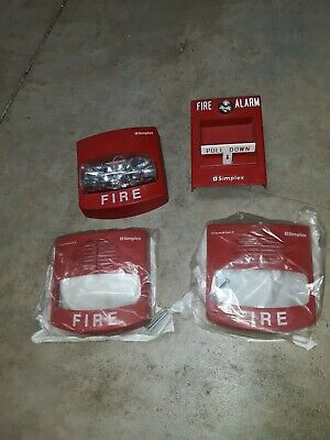 Lot of Fire Alarm Devices