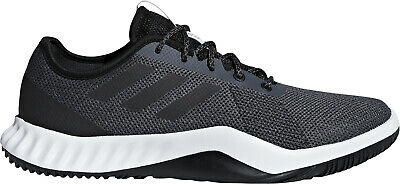 Adidas Crazytrain Elite Men New Black Carbon White Trai