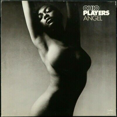 OHIO PLAYERS 'Angel' 1977 Near Mint Never played Soul & Funk Promo LP