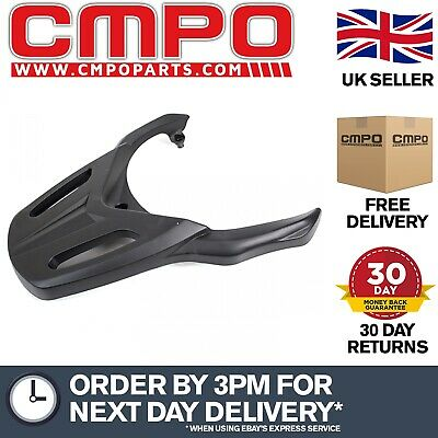 Pillion Handle/Luggage Rack Fairing Cover Matt Black WY-078 for WY125T-108 #013