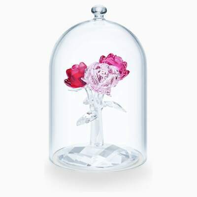 SWAROVSKI Bouquet di rose In The Secret Garden Originale cod. 5493707 Cristallo
