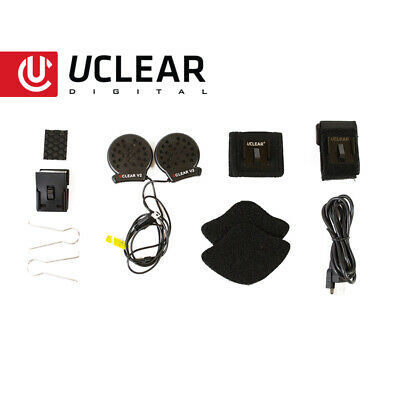 UCLEAR, ACCESSORY Pack für AMP & HBC Headsets