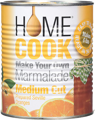 Homecook Medium Cut Marmalade 850 g