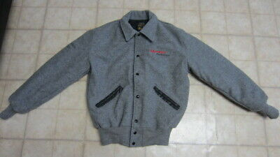 DeLong Exxon Mobil Production, 15 Years LaBarge Operations Coat, Size Medium