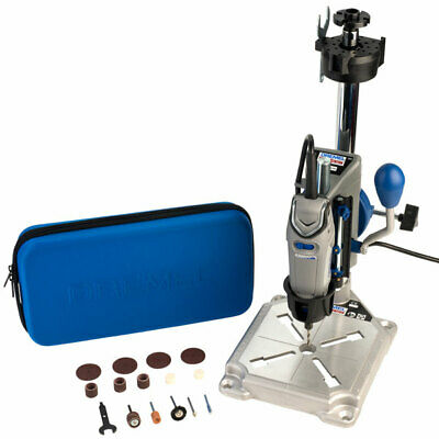 Dremel 3000-15 EZ Series Multi-Tool and Dremel 220 Workstation Drill Stand