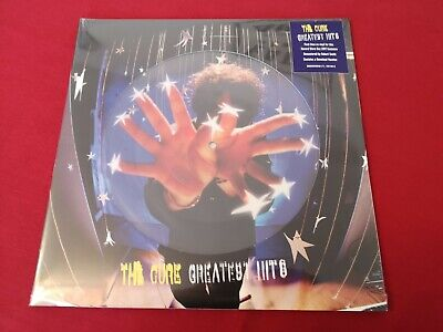 The Cure GREATEST HITS SEALED picture disc Vinyl 2xLP RSD17 Record Store Day