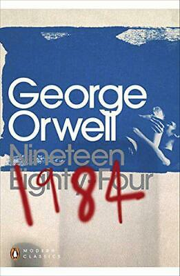 1984 Nineteen Eighty-Four (Penguin Modern Classics) by George Orwell, NEW Book,