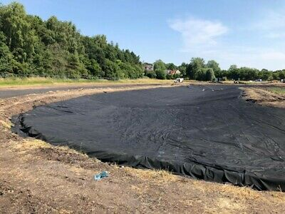 SealEco Greenseal EPDM Rubber Pond Liner (various sizes)