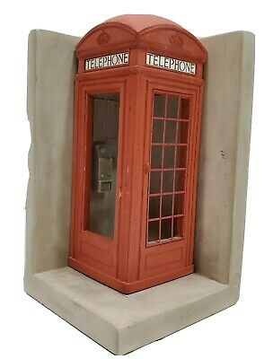 The Telephone Box Bookend (Timothy Richards) Book End