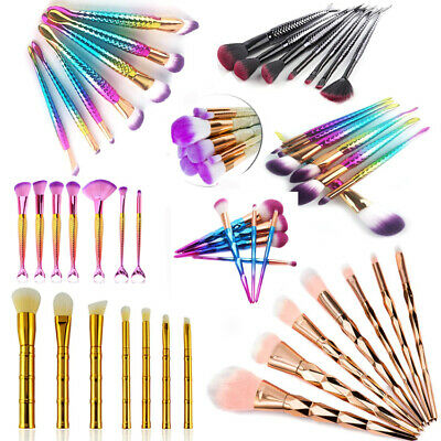 7pcs Make up Brushes Set Eyeshadow Makeup Foundation Brush Kit