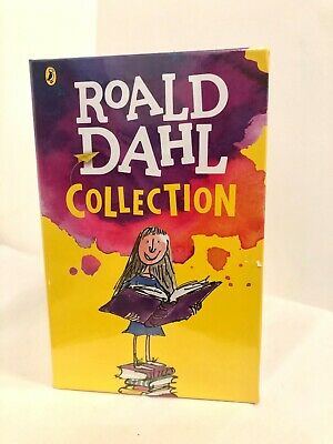 Roald Dahl 15 Books Box Set Collection - Matilda, Going Solo