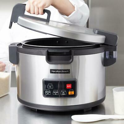 Hamilton Beach 90 Cup (45 Cup Raw) Rice Cooker - 240V, 2500W