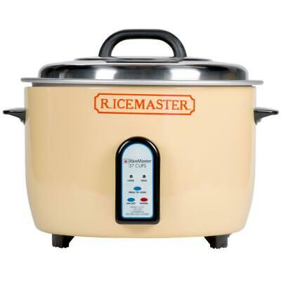 Town 74 Cup (37 Cup Raw) Electric Rice Cooker / Warmer - 120V, 2160W