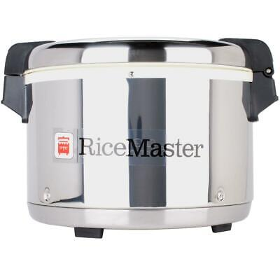 Town 72 Cup Commercial Rice Warmer with Stainless Steel Finish - 120V