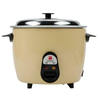 Town Residential 20 Cup (10 Cup Raw) Electric Rice Cooker - 120V, 650W
