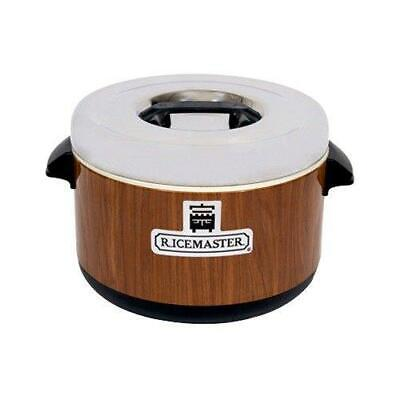 Town 12 Qt. Sushi Rice Container with Woodgrain Finish